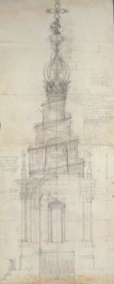 Gallery of Exhibition: Architectural Master Drawings from the Albertina Collection - 4