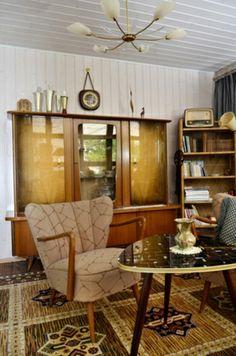 vintage sessel - cocktailsessel, 50er jahre, sessel, vintage - ein ... - Wohnzimmer Im Retro Look