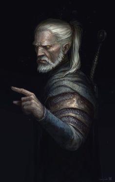 The Witcher por Fesbra - Videojuegos | Dibujando.net