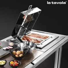 Built-in Magic Chafer with porcelain food pans Discover more ... Catalogues…