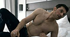 Richard Armitage as Daniel Miller in Berlin Station (2016)