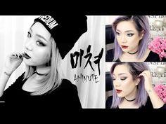 "4minute ""Crazy"" Hyuna Makeup | 포미닛 ""미쳐"" 현아 메이크업 - YouTube"