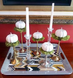 Our Fifth House: My Missoni Pumpkin Patch