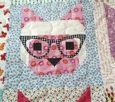 Kittens Quilt ~ Elizabeth Hartman pattern
