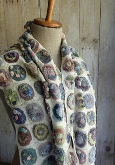 """""""Wooly Generation"""" scarf 