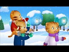 It's almost Snowflake Day! Don't miss out on a special holiday episode of Daniel Tiger's Neighborhood premiering TOMORROW on PBS KIDS (check local listings)!