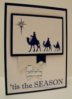 Double C Creations: Christmas Cards Hero Arts, MFT