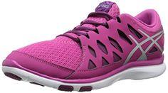 ASICS Women's GEL Fit Tempo 2 Fitness Shoe >>> For more information, visit http://www.amazon.com/gp/product/B00Q2JHPM4/?tag=passion4fashion003e-20&tu=070816055147