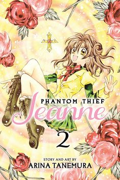 Phantom Thief Jeanne Graphic Novel 2