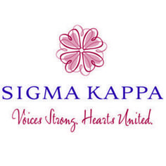 Sigma Kappa Voices Strong Hearts United