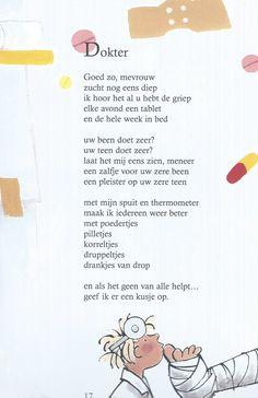 """Uit """"Ik weet wat ik worden wil"""" Van Os & Van Lieshout School S, Primary School, Elementary Schools, Learn Dutch, Hospital Health, Dutch Language, Work Activities, Classroom Language, Dramatic Play"""