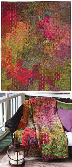 Great Wall Quilt Kit