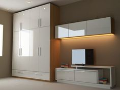 Modern Ideas About Bedroom Cupboard Design That Inspire You