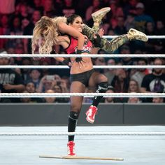 The official home of the latest WWE news, results and events. Get breaking news, photos, and video of your favorite WWE Superstars. Nikki And Brie Bella, Wwe Women's Division, Mickie James, Becky Lynch, Wwe Womens, Women's Wrestling, Total Divas, Wwe News, Wwe Photos