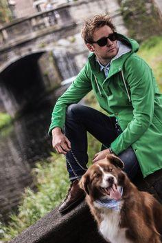 Get the classic rainwear look, with a modern twist. Rain Jackets, Rain Wear, Adventure, Green, Rains Clothing, Adventure Movies, Adventure Books, Rain Coats