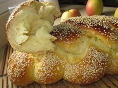 Рецепт - Хала (праздничный хлеб) - YouTube