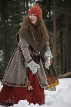 Viking Winter Games, Norderön, Sweden   [Chronicle 49: Yule  or  Chronicle 72: Blessings]
