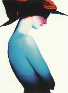 Yohji Yamamoto F/W 1985 photographed by Paolo Roversi.