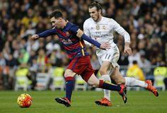 El Clasico 2015 Barcelona y Real Madrid (4-0) #Messi ❤️