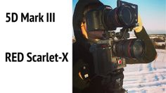 5D Mark III vs Red Scarlet-X. Simple test shows why Scarlet is 4 times more expensive.  Shots color corrected to match each other.  UPD: Edi...