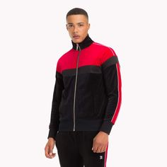 e3777664a07d80 Lewis Hamilton Velvet Zip-Thru Jacket. Lewis HamiltonMens SweatshirtsHoodies Mens FashionGym FashionTommy HilfigerVelvetZipJackets