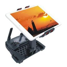 Hobby-Ace Inch Monitor Holder Extension Adjustable PC Tablet Bracket Phone Mount for DJI Mavic Pro Remote Controller Smartphone, Tablet Phone, Ipad Tablet, Remote Control Drone, Rc Remote, Tablet Mount, Phone Mount, Tablet Holder, Phone Holder