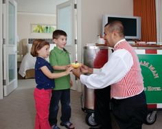 Hotels that Give and Give: Amazing Customer Service Programs