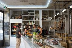 Liberté: A Bakery with a New Aesthetic - Remodelista