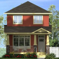 Cottage Style Homes Plans For Zero Lot Lines Bayou House