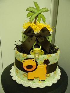 Gonna try and make something like this this week for a baby shower!