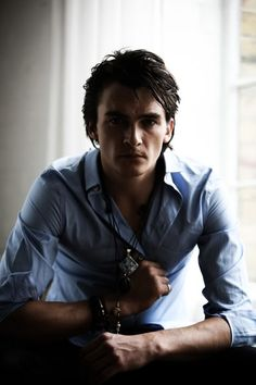 Rupert Friend. Sometimes I mix him up with Orlando Bloom haha.