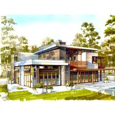 Interesting Find A Career In Architecture Ideas. Admirable Find A Career In Architecture Ideas. Croquis Architecture, Architecture Design Concept, Plans Architecture, Architecture Sketchbook, Commercial Architecture, Landscape Architecture, House Sketch, House Drawing, Drawing Art