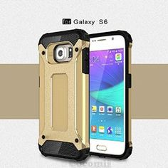 BEST Galaxy S6 Case, Cocomii® [HEAVY DUTY] Commando Case *NEW* [ULTRA BONIC ARMOR] Premium Dustproof Shockproof Bumper - Full-body Rugged Hybrid Protective Cover Bumper Case for Samsung Galaxy S6 • Unique, rugged design with style and the utmost protection • Raised edge around the front lip for face-down protection • Extreme protection from drops and scratches • Unique, aesthetic dustproof design that adds beauty • 5% Off Coupon Code 6BXA7NOZ This Week Only!