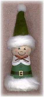 Reindeer Clay Pot Craft | Santa's Helper - Clay Pot Elf - Hunch