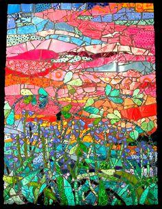 Mosaic Wall Art, Mosaic Glass, Mosaic Tiles, Stained Glass, Glass Art, Mosaic Artwork, Mosaic Crafts, Mosaic Projects, Mosaic Designs