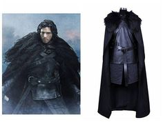 Game of Thrones-Jon Snow/King in the North/Night's watch