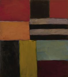 SEAN SCULLY -- BODY OF WORK 1964-2013.01.20