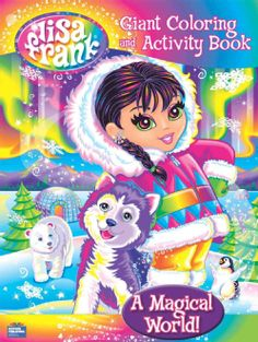 Lisa Frank Giant Coloring  ...