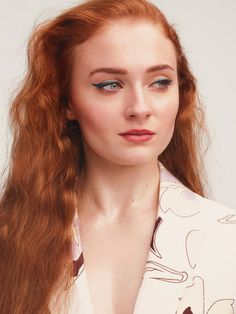 Sophie Turner - InStyle US - March 2015