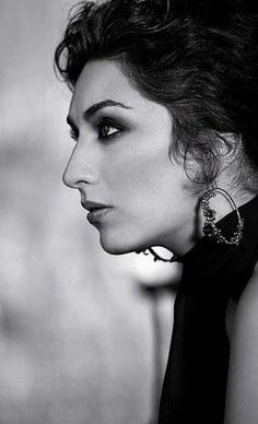 Estrella Morente is a Spanish flamenco singer.