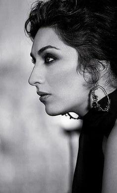 Estrella Morente is a Spanish flamenco singer.