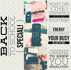 Start the It Works 90 day challenge‼Get help for any of the following goals.• Grow Long Hair with the It Works Hair Skin Nails• Wipe Out Wrinkles with the It Works WOW Cream• Burn Calories with It Works ThermoFit• Block Fat with It Works Fat Fighters• Drink Your Greens with It Works Greens• Reduce the appearance of Cellulite with It Works Defining Gel• Kick Start your Weight Loss with It Works Triple Threat• .