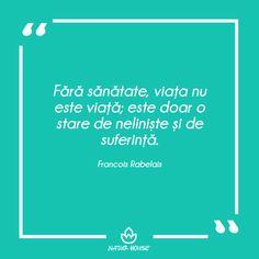 #citate #sanatate #motivatie #inspiratie Natur House, Day, Sport, Deporte, Sports