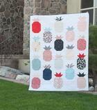 Hospitality Pineapple Quilt Pattern - PDF Pattern