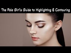 My fave Contour Highlight video of all time, The Pale Girl's Guide to Highlighting and Contouring -by Phyrra. Here she gives you tips tricks about the best products, some palettes but also some singles that work the best for fair skin. This should include swatches but I will share her site post where everthing is on there. Have deep skin, I have some great posts for you from Style and Beauty Doc who is also amazing. Xo, SOUHAILA   VIA YouTube