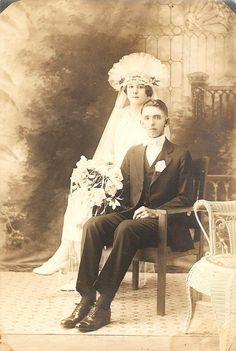 1920's Newlyweds