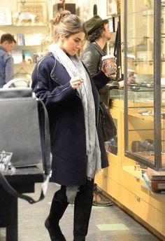 Nikki Reed and Ian Somerhalder - Shopping in West Hollywood
