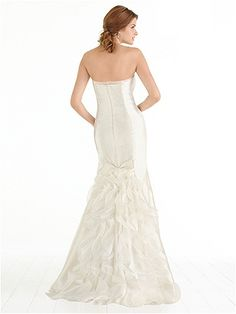 After Six Wedding Dress 1039: The Dessy Group