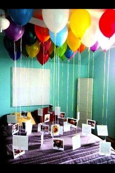 Wonderful anniversary idea!