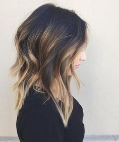 Spectacular Medium Ombre Hairstyles for Women Not to Miss Out